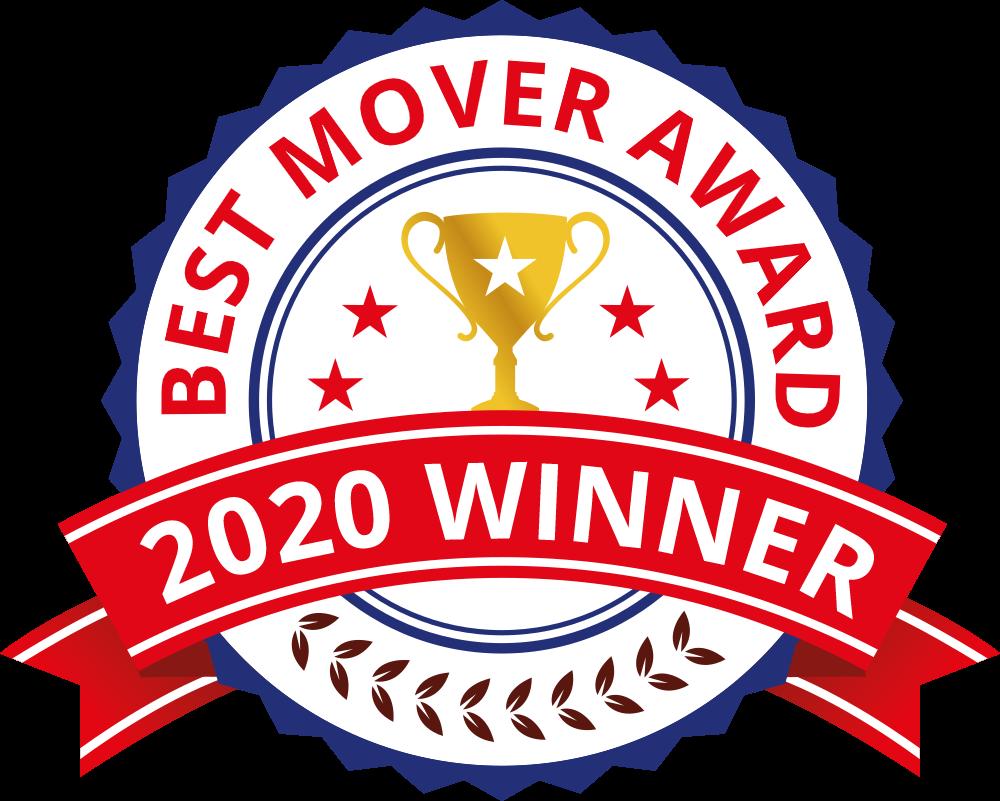 Find me on Best Mover Awards
